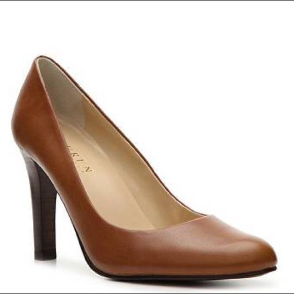 262246985c0 Ralph Lauren Zabrina Pumps Wood Heels 7 1/2
